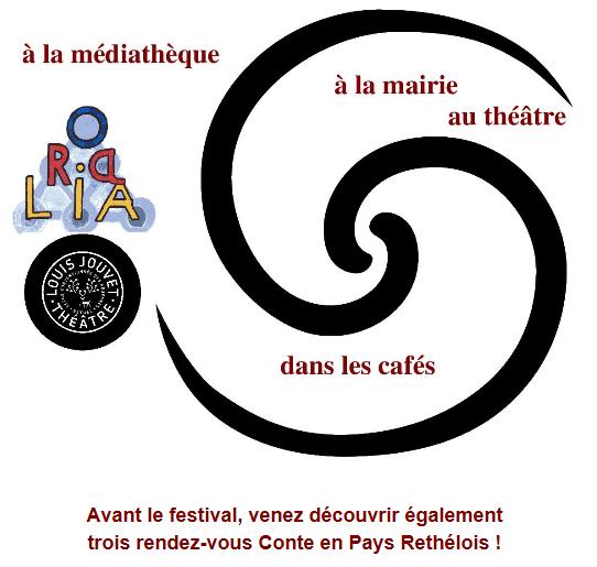 Image Pascal Thétard 17ème festival du conte Rethel