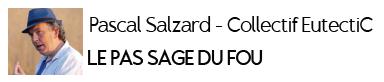 Pascal Salzard Le Pas sage du fou